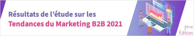Barometre B2B Marketing 2021