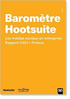 Baromètre Hootsuite