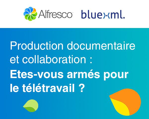 Alfresco Bluexml